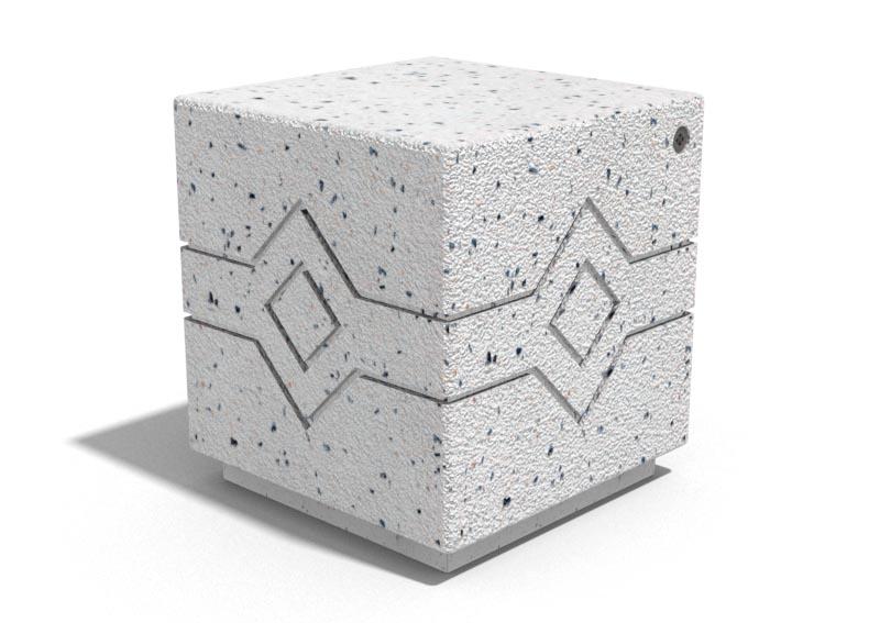 parkbank 149 aus beton von bituma. Black Bedroom Furniture Sets. Home Design Ideas