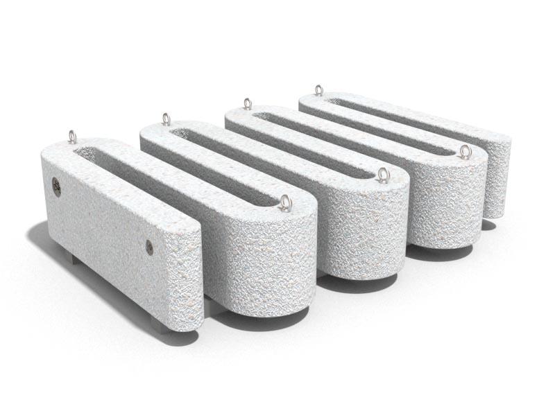fahrradst nder aus beton bersicht bituma. Black Bedroom Furniture Sets. Home Design Ideas