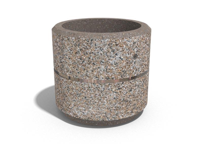 pflanzk bel 16 aus beton von bituma. Black Bedroom Furniture Sets. Home Design Ideas