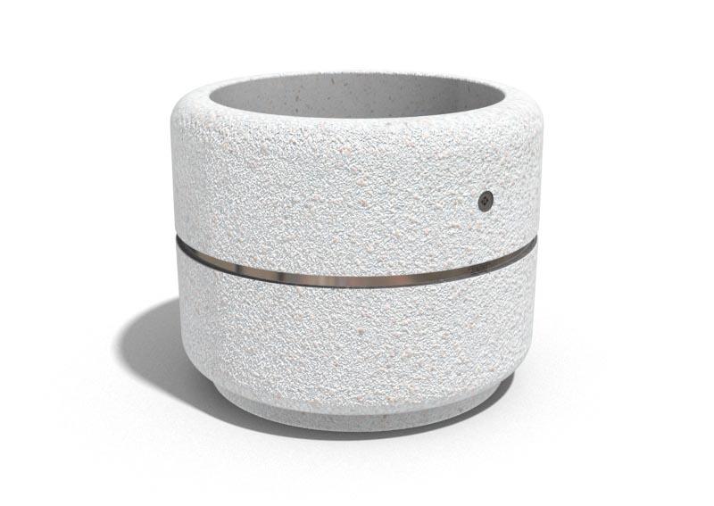 pflanzk bel 22 aus beton von bituma. Black Bedroom Furniture Sets. Home Design Ideas