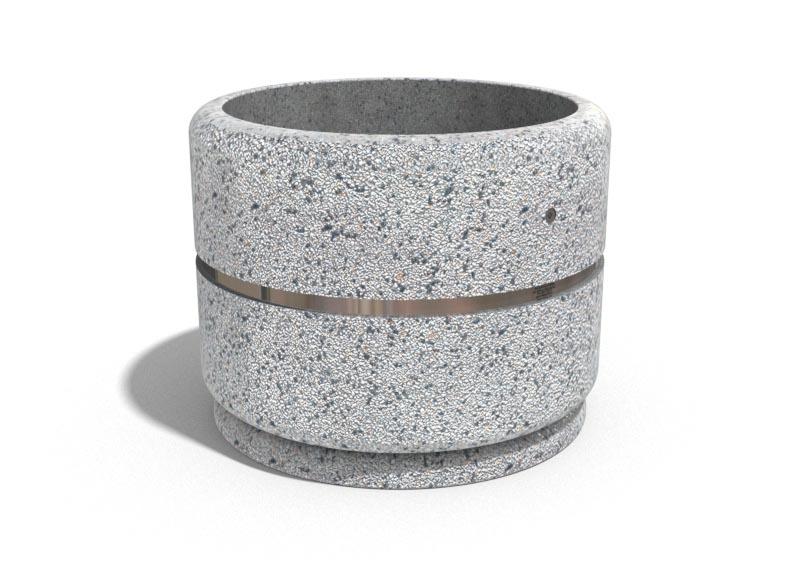 pflanzk bel 26 aus beton von bituma. Black Bedroom Furniture Sets. Home Design Ideas