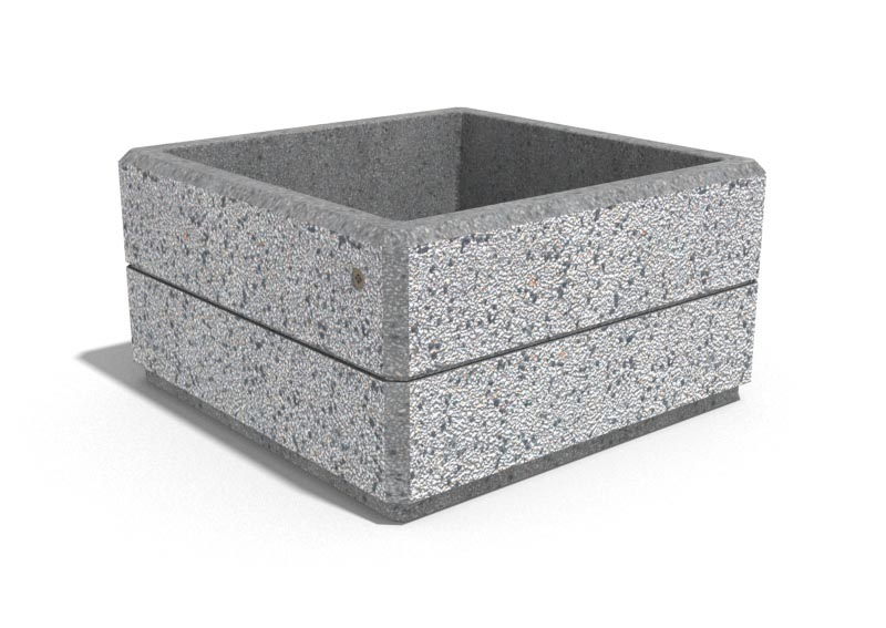 pflanzk bel 75 aus beton von bituma. Black Bedroom Furniture Sets. Home Design Ideas
